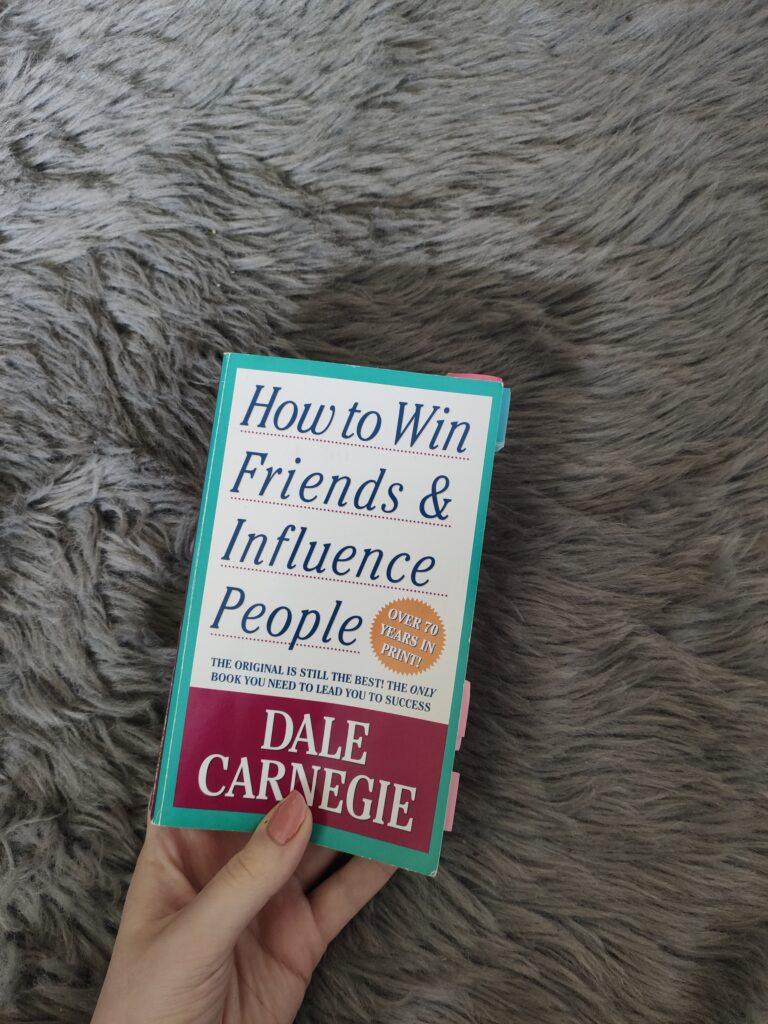 Buchtipp Vertrauen Dale Carnegie